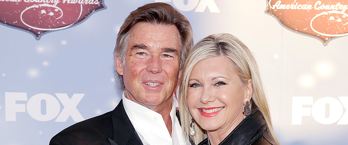 Meet Olivia Newton-John's Husband Whom She Married at 59