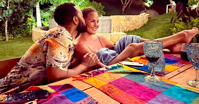 Glimpse inside Chrissy Teigen and John Legend's Perfect Home