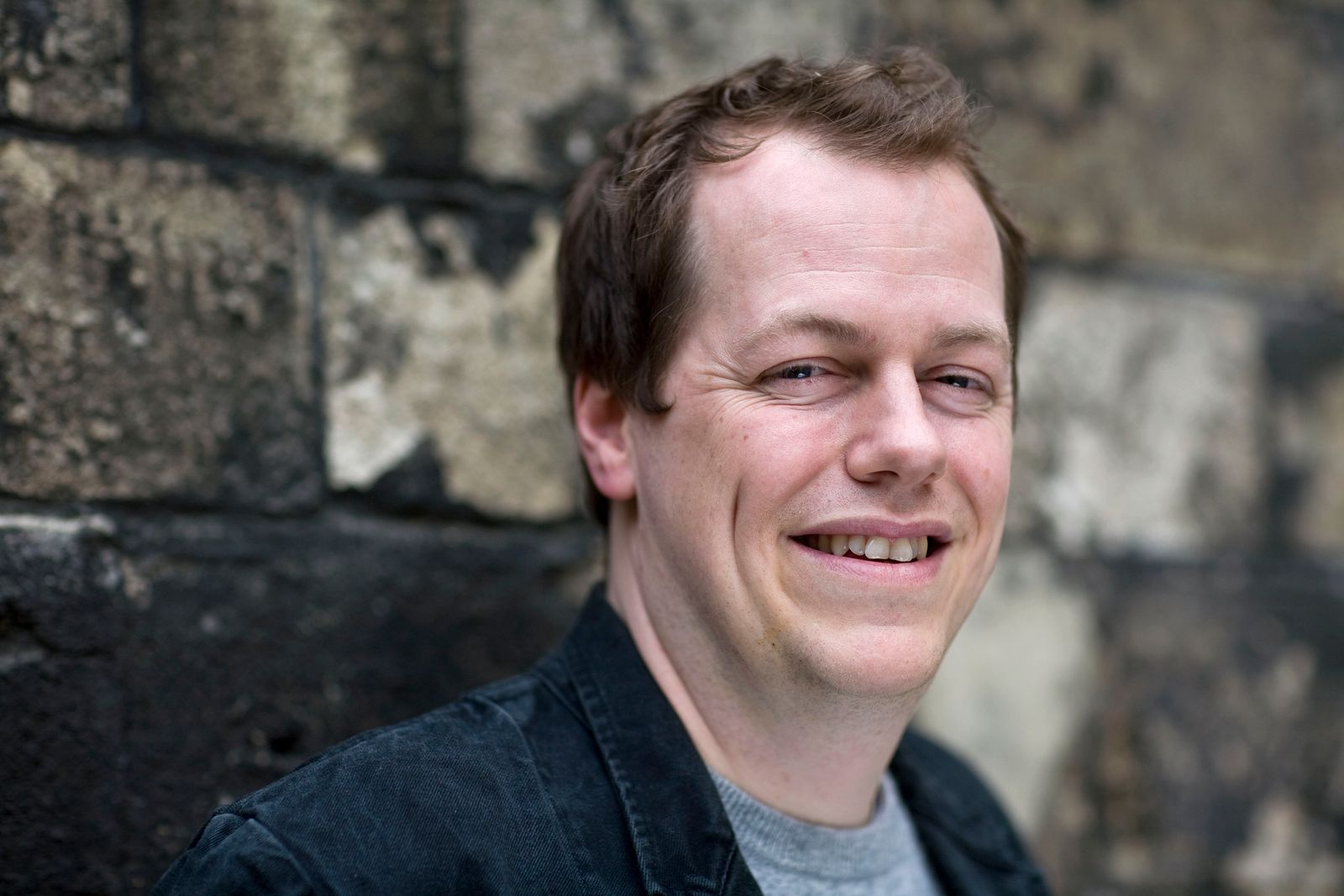 Tom Parker Bowles poses for a portrait at the Oxford Literary Festival in Christ Church, on March 26, 2010 | Getty Images