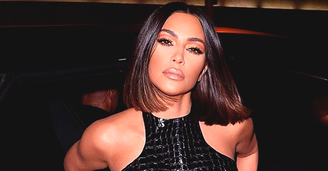 Kim Kardashian Shows off Her Killer Curves for Date Night with Husband Kanye West