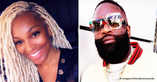Rick Ross welcomes son with girlfriend and reveals his unusual name