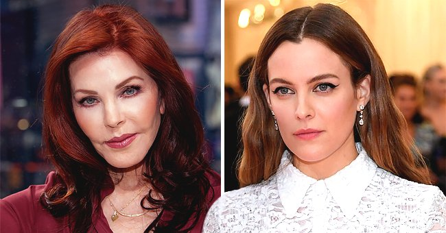 Elvis Presley's Ex-Wife Priscilla Reportedly Loves Following Granddaughter Riley Keough's Acting Career