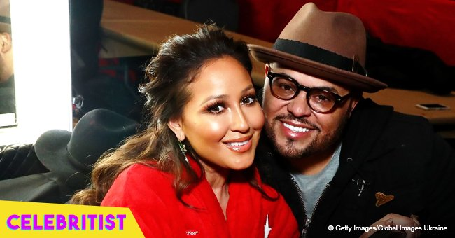 Israel Houghton reveals why Adrienne is the 1st woman to make him feel 'celebrated & not tolerated'