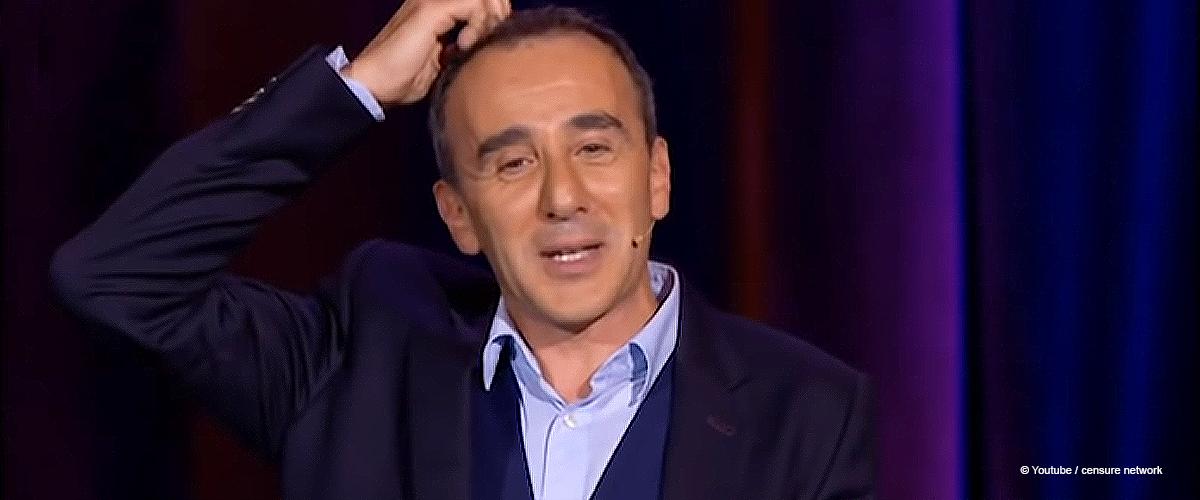 """""""J'étais à l'école avec lui"""" : Élie Semoun ose une blague sur son camarade de classe Christian Quesada"""