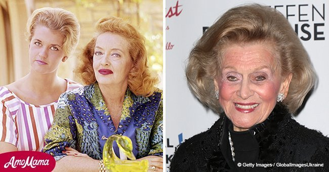 Story of Complicated Relationship between Iconic Bette Davis and Her Daughter Barbara Hyman