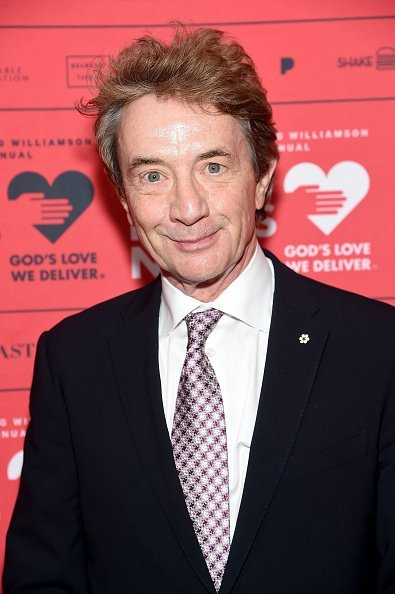 Martin Short at the Third Annual Love Rocks NYC Benefit Concert for God's Love We Deliver on March 07, 2019 in New York City. | Photo: Getty Images