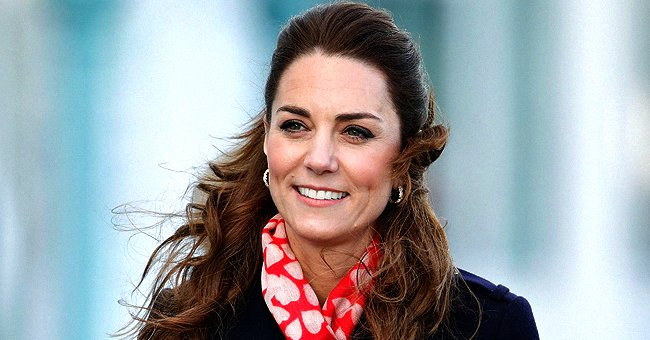 Kate Middleton Shares Never-Before-Seen Pic with Daughter Charlotte and Fans Hail Her as the Children's Princess