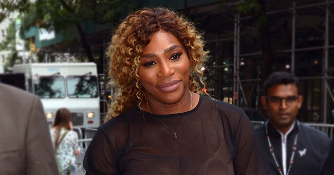 Watch Serena Williams' Daughter Olympia Giving Qai Qai Doll a Banana Scalp Treatment
