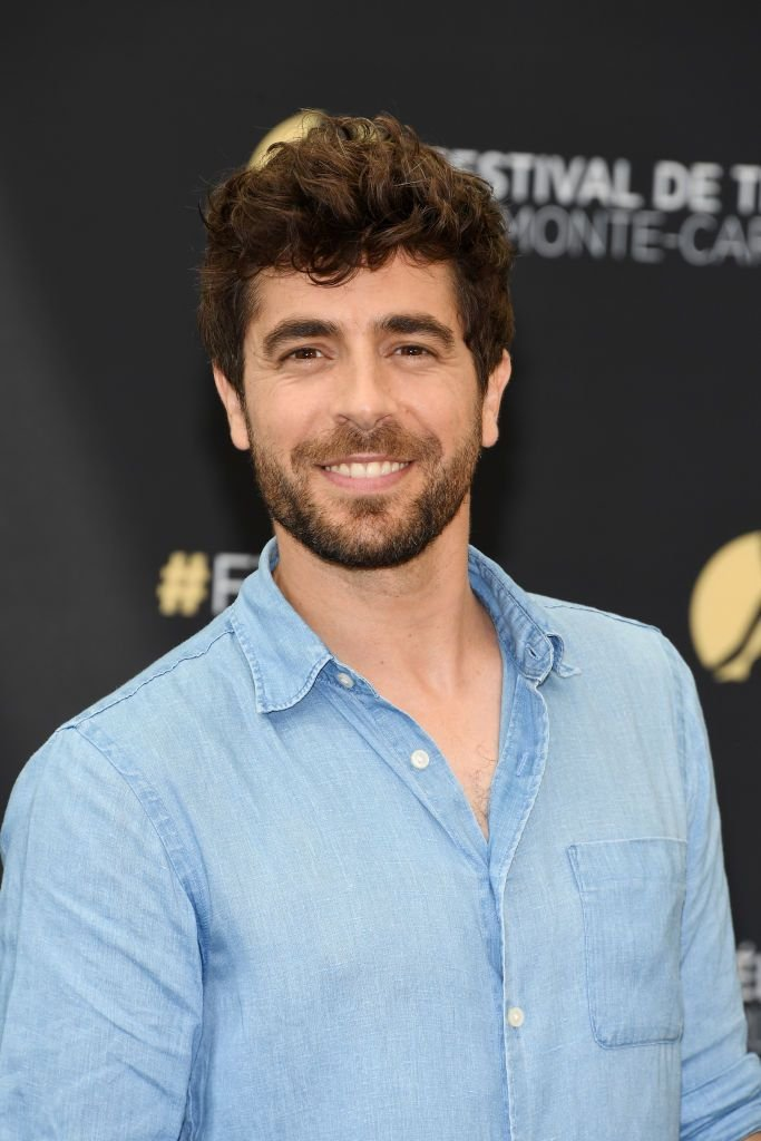 L'acteur et chanteur Agustin Galiana | Photo : Getty Images