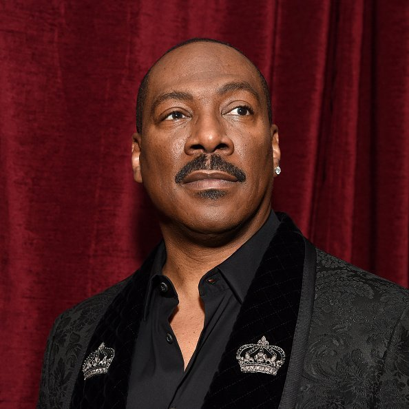 Eddie Murphy attends Critics' Choice Association's Celebration of Black Cinema at Landmark Annex on December 02, 2019 in Los Angeles, California | Photo: Getty Images