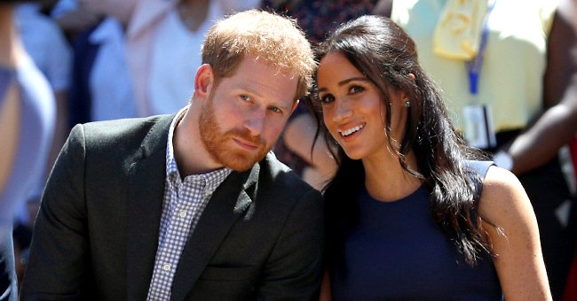Prince Harry Says He Saw His Mom Princess Diana's Story Being Repeated with Wife Meghan Markle