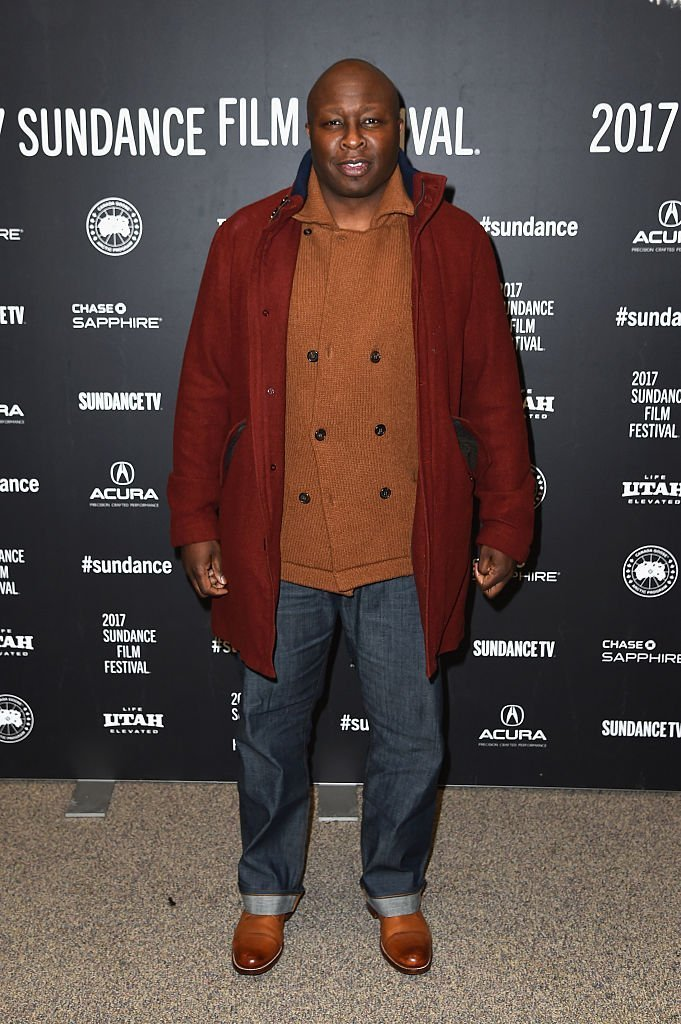 "Steve Harris attending the ""Burning Sands"" Premiere at Eccles Center Theatre on January 24, 2017 in Park City, Utah. 