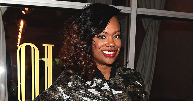 Kandi Burruss Shares a Heart-Warming Photo of Her Husband Posing with His Look-Alike Daughter