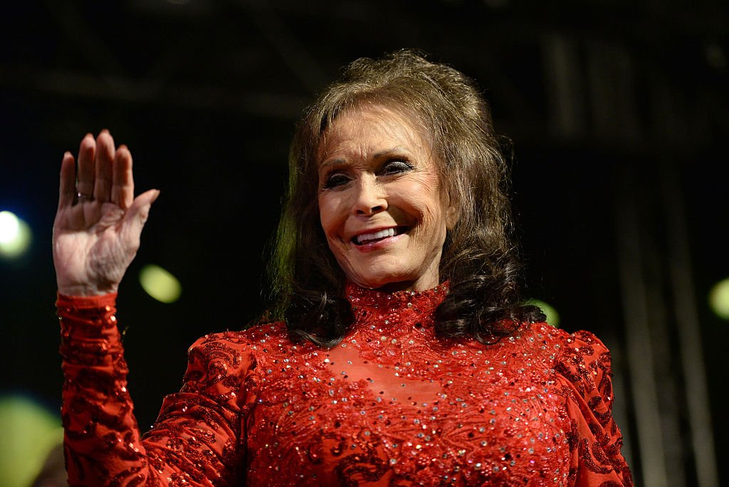 Loretta Lynn performs onstage at Stubbs, March 2016   Source: Getty Images