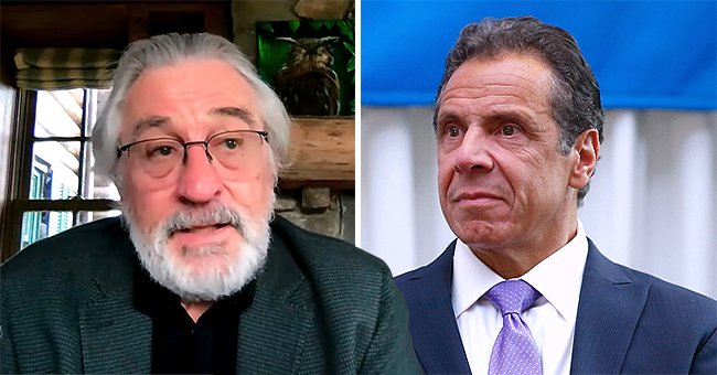 Robert De Niro Wishes to Play Andrew Cuomo in Movie about COVID-19 Pandemic