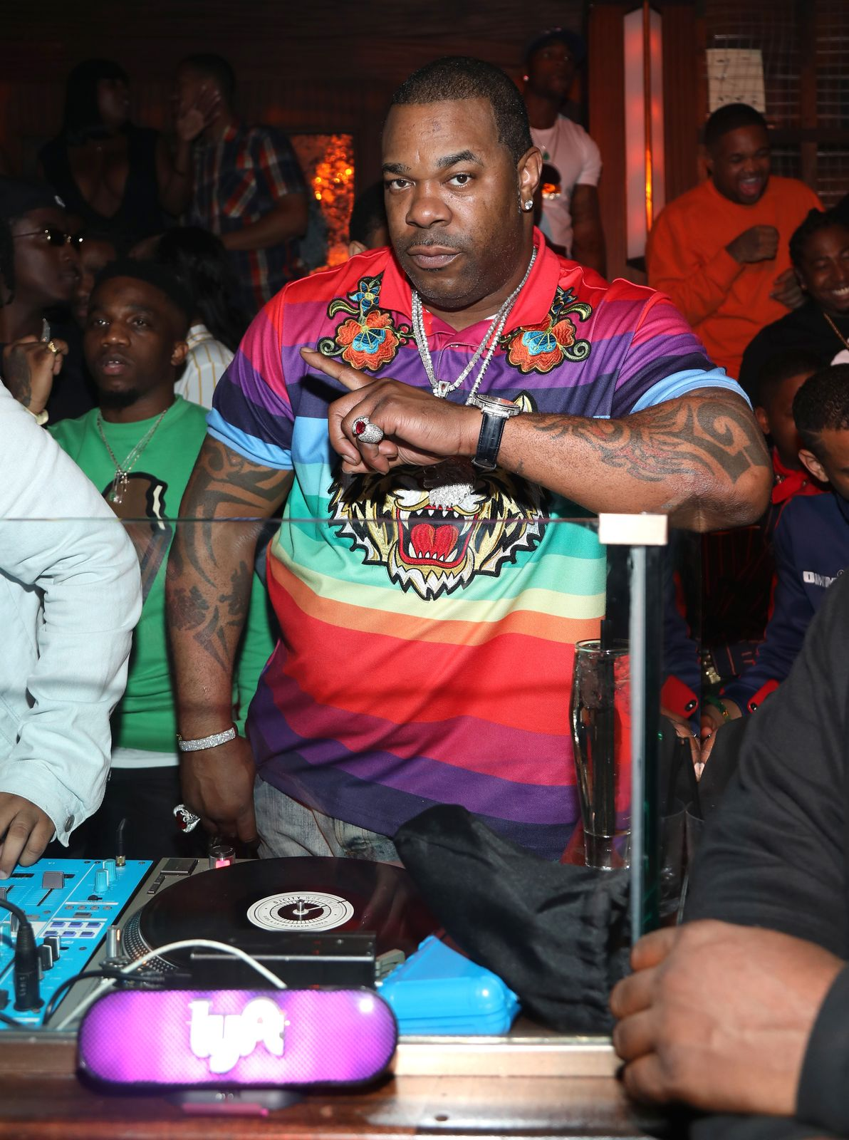 Busta Rhymes attends IGA X BET Awards Party 2018 on June 23, 2018 in Los Angeles, California. | Photo: Getty Images