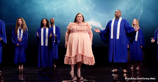 Chrissy Metz Walks on Water in First Music Video While Showing off the Power of Her Voice