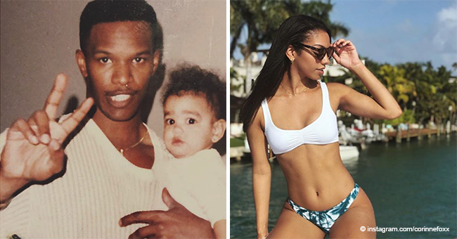 Jamie Foxx's Daughter Corinne Is All Grown Up, and She's a Gorgeous Model with a College Degree