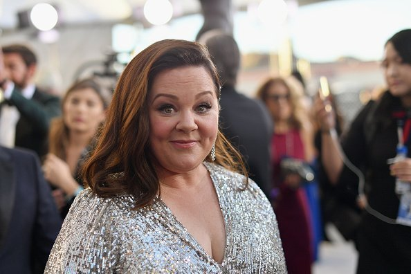 Melissa McCarthy attends the 25th Annual Screen ActorsGuild Awards at The Shrine Auditorium on January 27, 2019 in Los Angeles, California.   Photo: Getty Images.