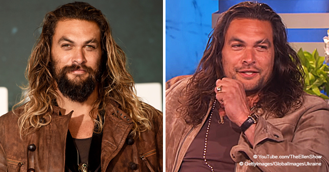 Jason Momoa Speaks out about His Decision to Shave off His Iconic Beard
