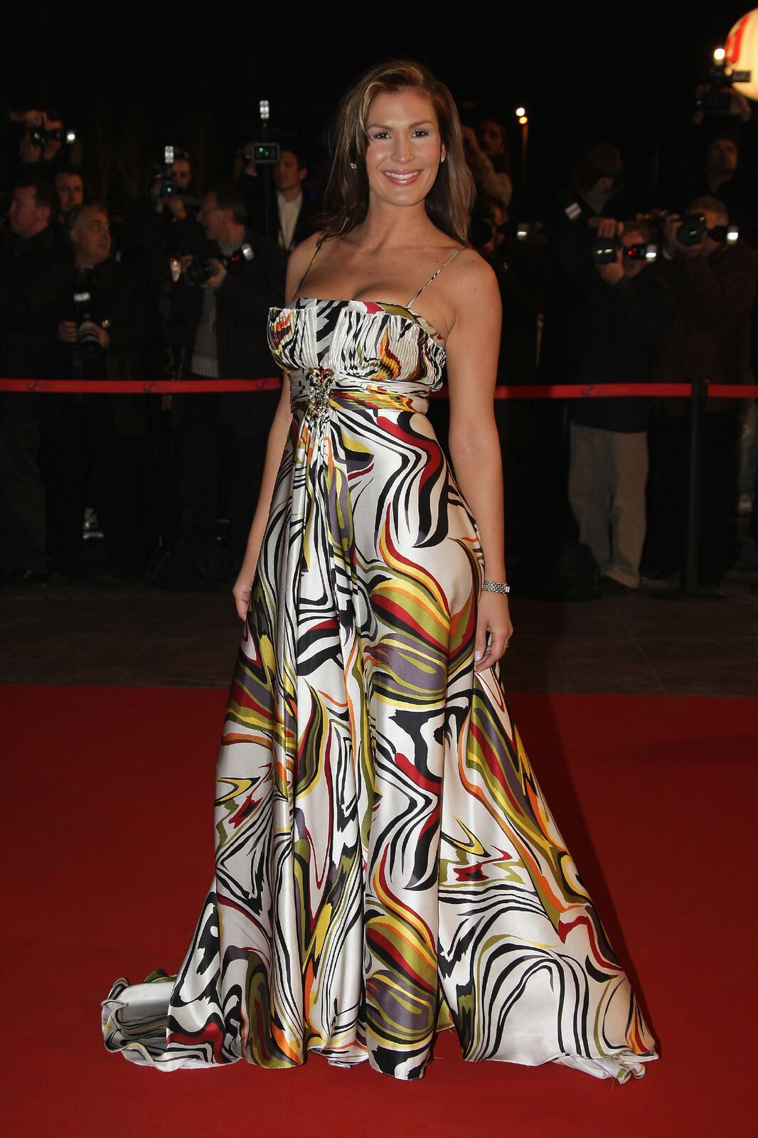 Vitaa assiste aux NRJ Music Awards 2008 le 26 janvier 2008 à Cannes, France. | Photo : Getty Images