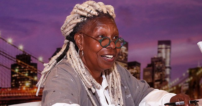 Whoopi Goldberg's Daughter Alex Martin and Granddaughter Jerezy Kennedy Look like Twins (Photos)