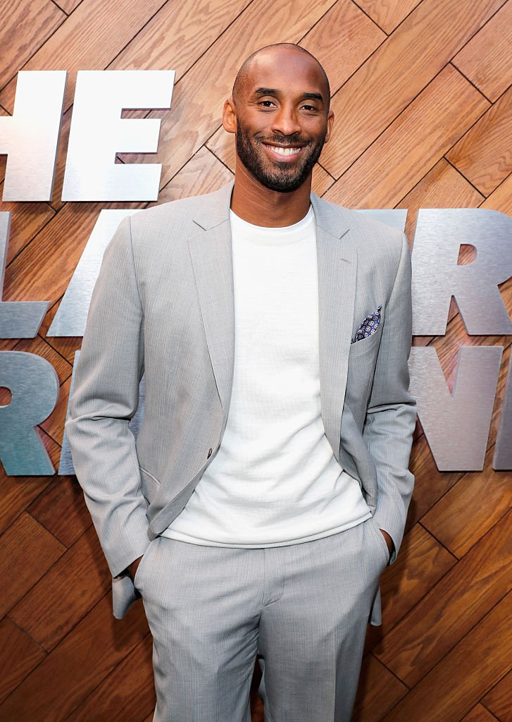 The late Kobe Bryant at The Players' Tribune summer party at No Vacancy on July 12, 2016 | Photo: Getty Images