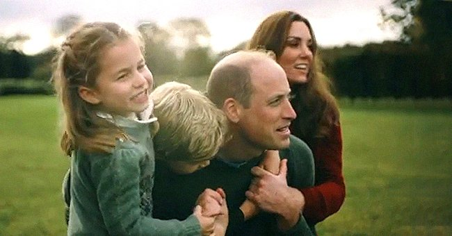 Daily Mail: William & Kate's 10th Anniversary Video Disproves Harry's Claim Of Being Trapped in the Royal Family