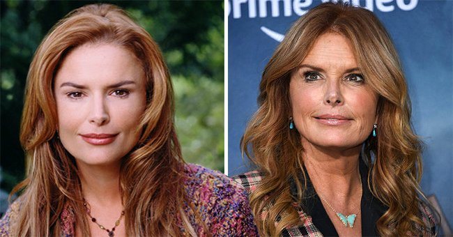 'Touched by an Angel' Star Roma Downey Opens up about Leaning on Faith during Her Tough Times