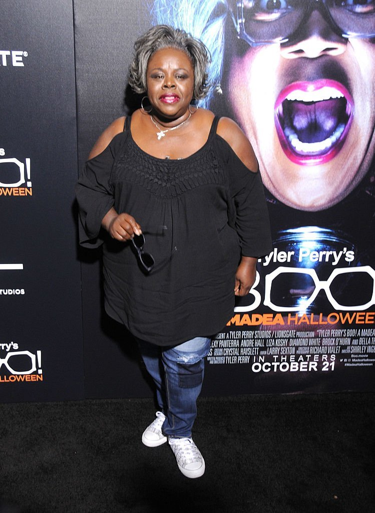 Cassi Davis attends the premiere of Lionsgate's' 'Boo! A Madea Halloween' at ArcLight Cinemas Cinerama Dome | Getty Images