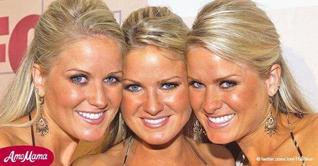 Trillizas idénticas se hacen prueba de ADN y revelan hechos desconocidos sobre su ascendencia