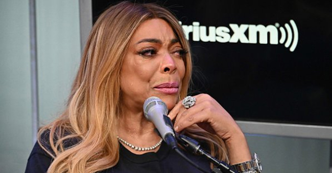 Wendy Williams Tears up When Asked If She'll Change Her Last Name after Divorce