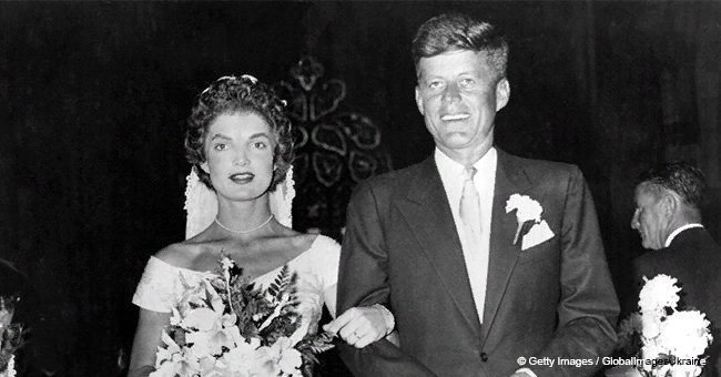 JFK's Granddaughter and Her Partner Looked like Him and Jacqueline at Their Wedding