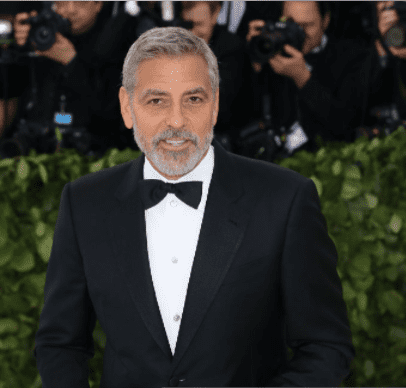 """George Clooney attends """"Heavenly Bodies: Fashion & the Catholic Imagination"""", the 2018 Costume Institute Benefit at Metropolitan Museum of Art on May 7, 2018 in New York City. 