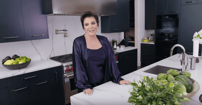 Inside Kris Jenner's Hidden Hills Home | Photo: YouTube/Architectural Digest