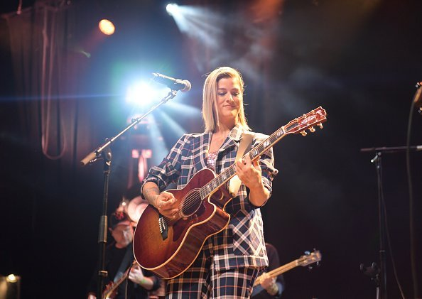 Cassadee Pope performs at Gibson's Opening Party during Summer NAMM 2019 at Wildhorse Saloon on July 18, 2019, in Nashville, Tennessee. | Source: Getty Images.