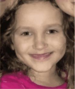 Kyrie Rodery, la primera hija de Aubrianne Moore | Foto: YouTube / Noticias en vivo ahora