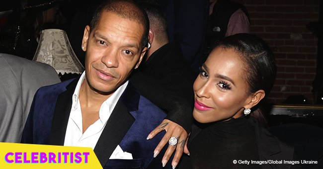 Peter Gunz shares photos of his little daughters following nasty Amina Buddafly divorce