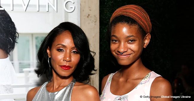 Jada & Will Smith's Daughter Willow Sparked Heated Debate after Flaunting Her Unshaven Armpit