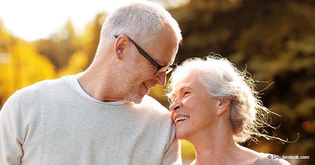 Un vieil homme pose une question étrange à sa femme pour leur 75ème anniversaire