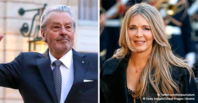Alain Delon et Hélène Rollès font le show : pourquoi ils ont été choisis pour le meeting d'État à l'Élysée