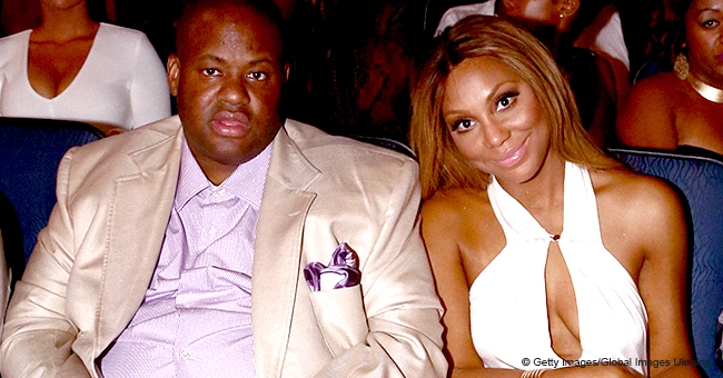 Tamar Braxton Ex Vincent Herbert Slammed with Tax Lien, Reportedly Owes $4 Million