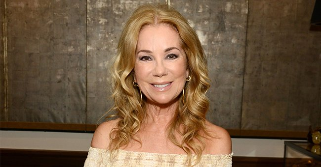 Kathie Lee Gifford Stuns Fans Rocking an Elegant Snake-Print Blouse with Tight Jeans