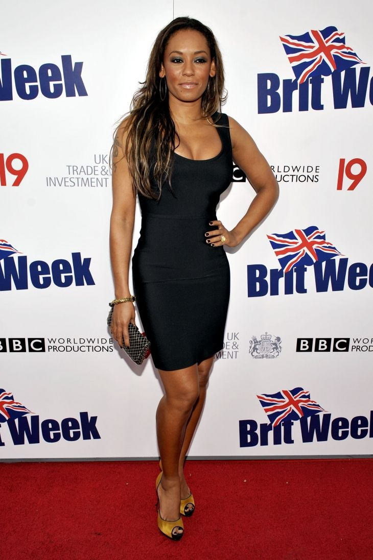 Mel B attends BBC BritWeek | Source: Getty Images/GlobalImagesUkraine