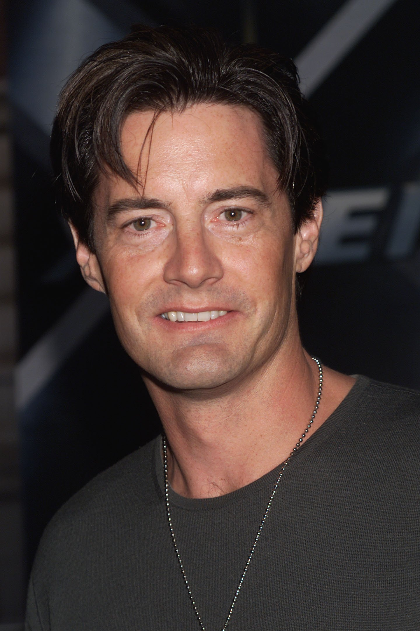Kyle Maclachlan at 'X-Men' Premiere in Nyc on July 12, 2000. | Source: Getty Images.