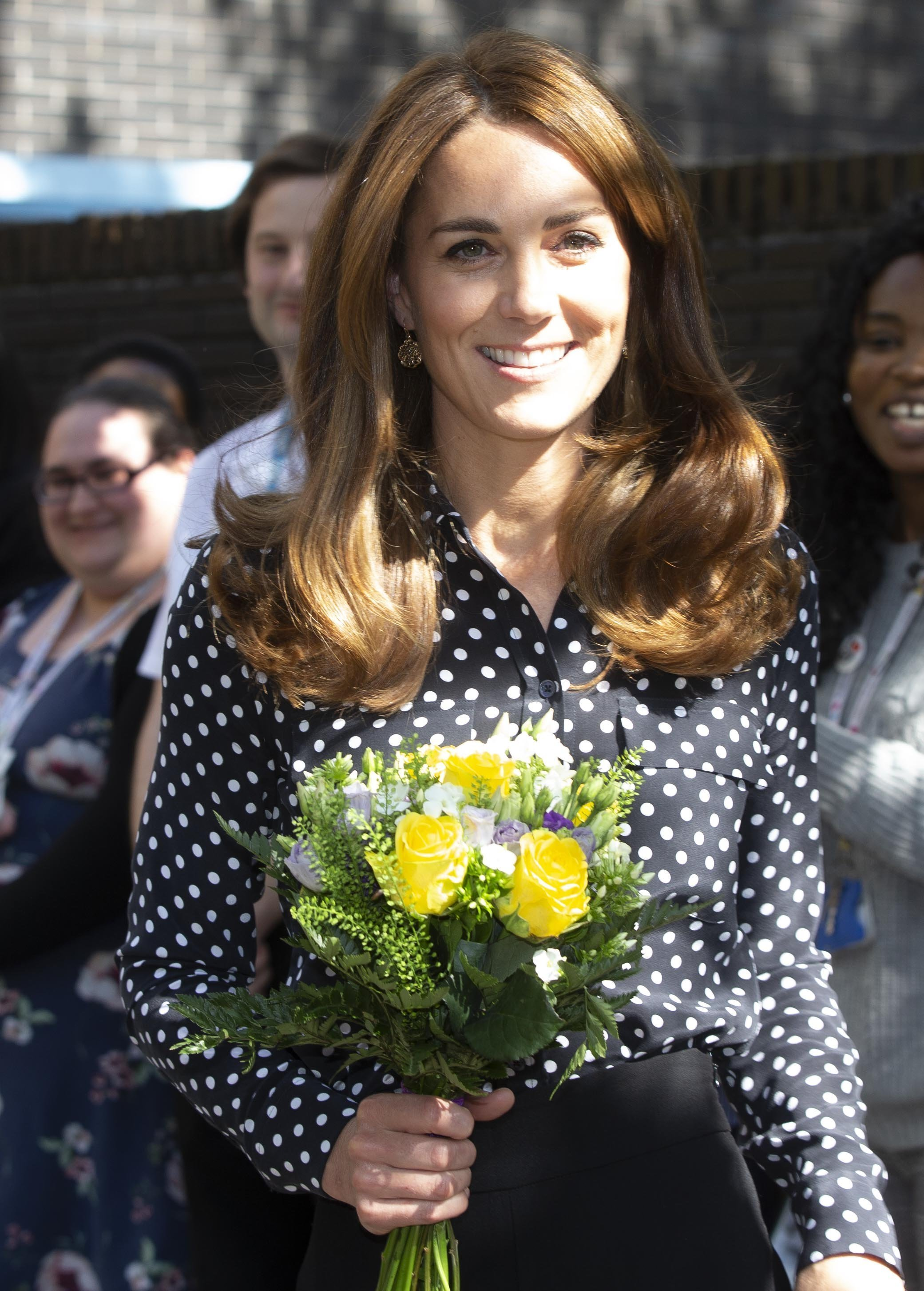 Duchess Kate visits Sunshine House Children and Young People's Health and Development Centre on September 19, 2019 in London, England | Photo: Getty Images