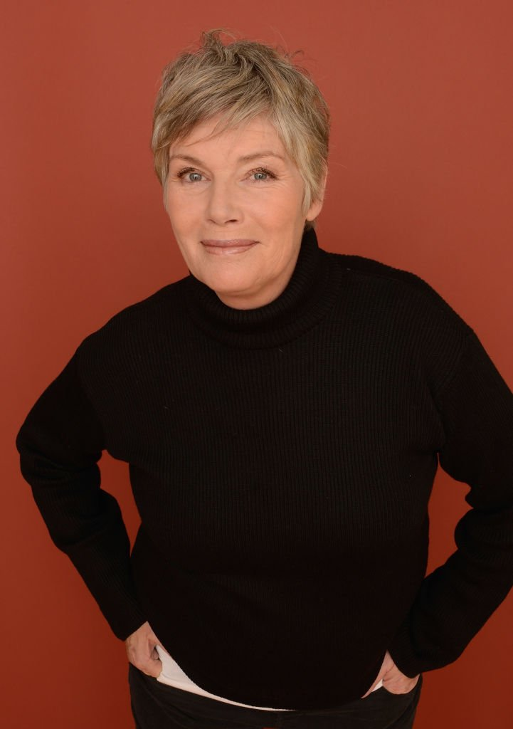 Kelly McGillis le 18 janvier 2013 dans l'Utah. l Source : Getty Images