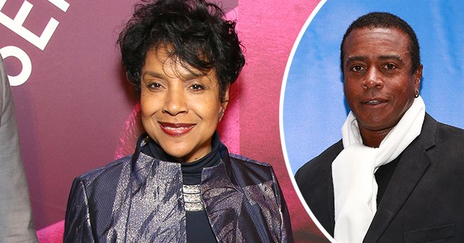 """Phylicia Rashad at the opening night performance for """"Children of a Lesser God"""" on April 11, 2018, Ahmad Rashad at Stephen Sondheim Theatre on April 23, 2013 