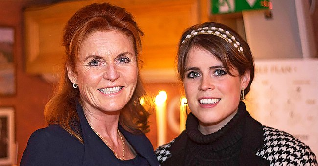 Us Weekly: Sarah Ferguson Shares Her Thoughts About Princess Eugenie's Future Into Motherhood