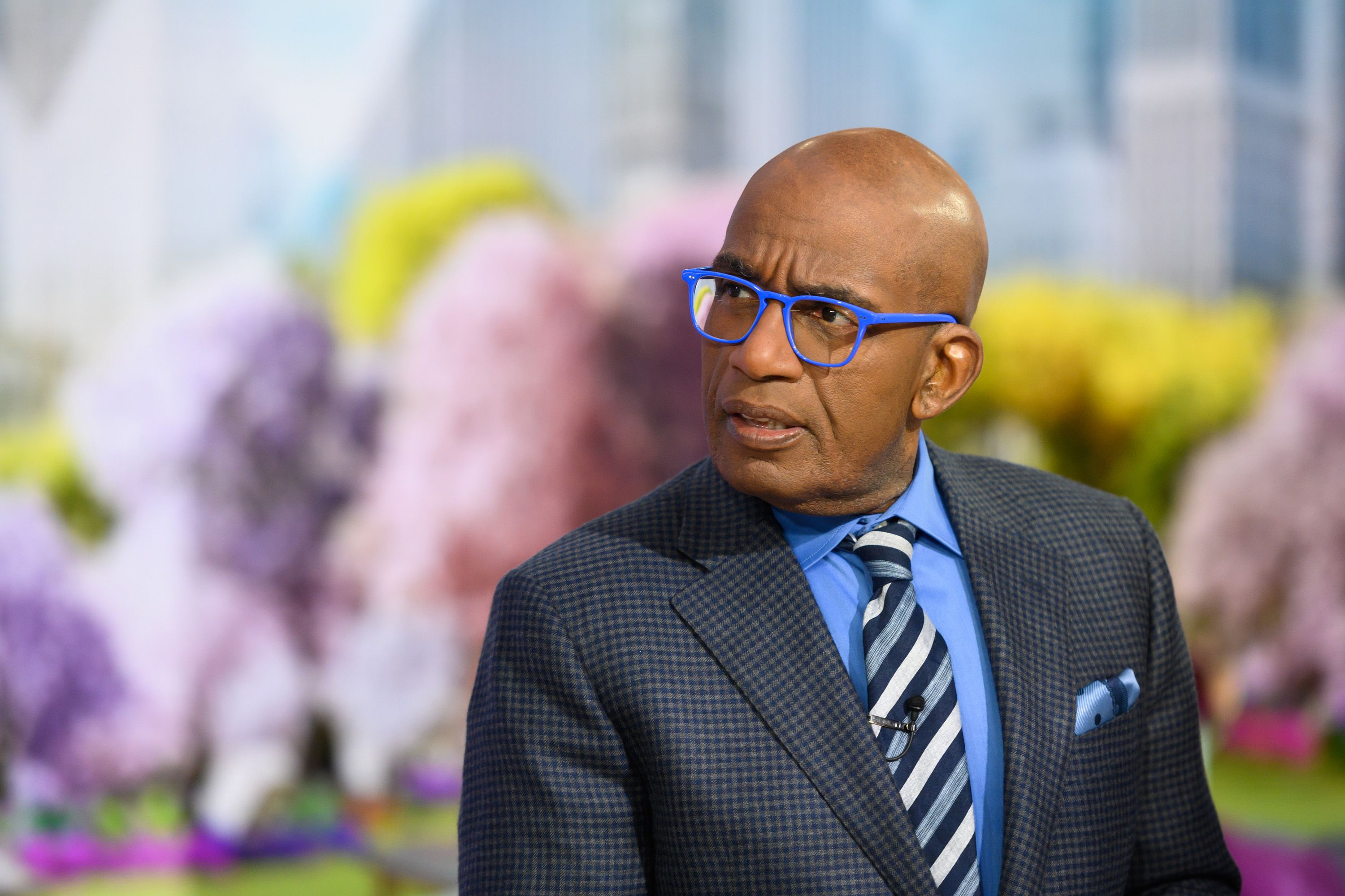 """Al Roker at """"Today"""" Season 68 on Wednesday, March 27, 2019 
